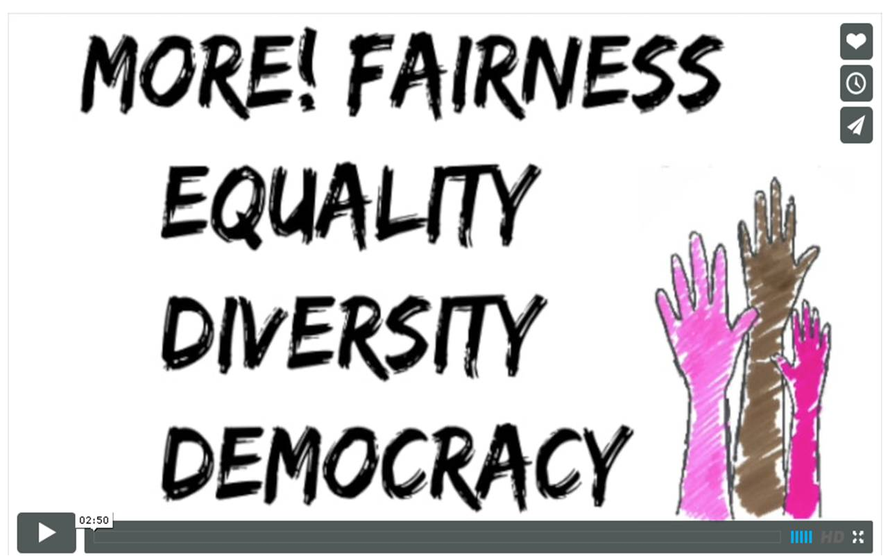 equality diversity and democracy Council & democracy equality & diversity our strategic equality plan outlines how the council will meet its responsibilities under the equality act 2010 and the.